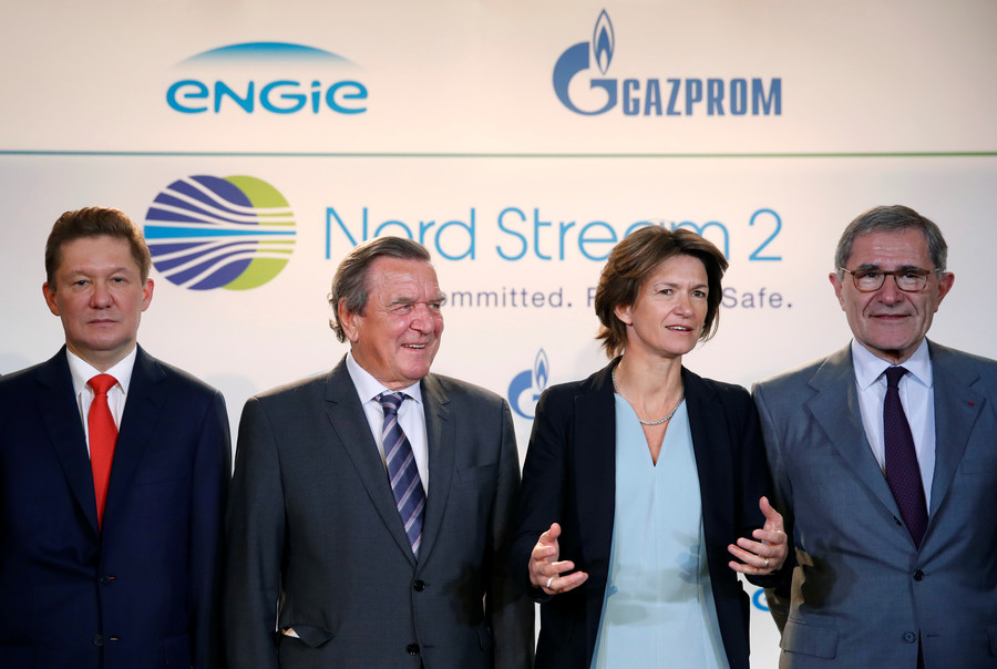 Nord Stream news