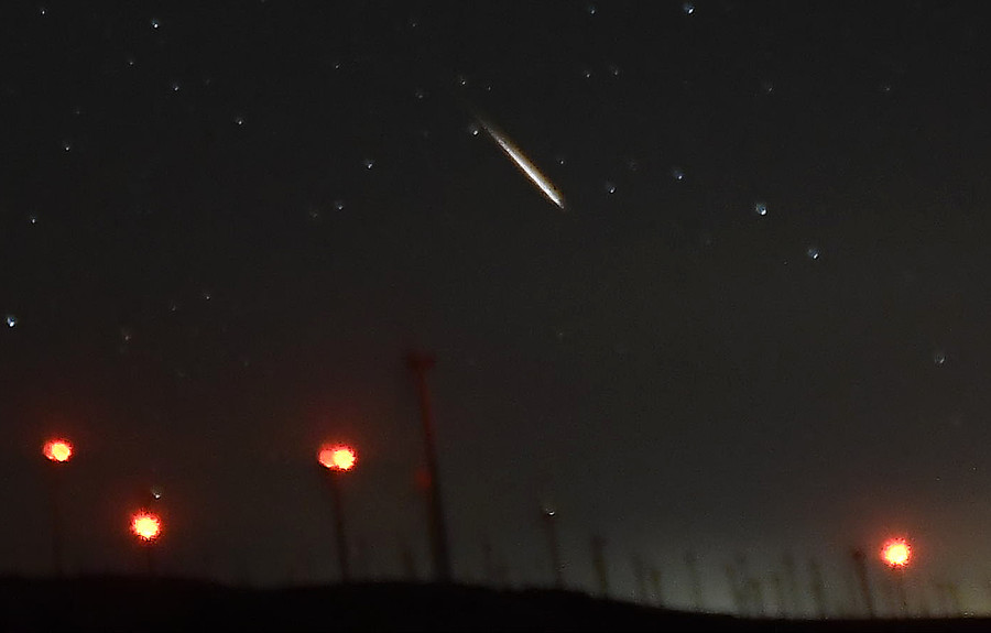 'The sky was falling': Perth residents shocked by BOOM of 'bloody huge' meteor (VIDEO)