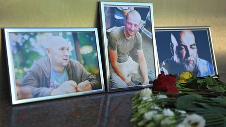 Lawmakers urge bill on journalists' protection after Russian reporters murdered in Africa