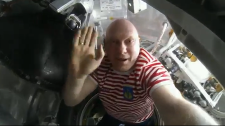 What does longest route around ISS look like? Russian cosmonaut takes you on a tour (VIDEO)