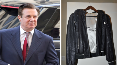 Paul Manafort 'guilty of crimes against fashion' – but still no Russian collusion