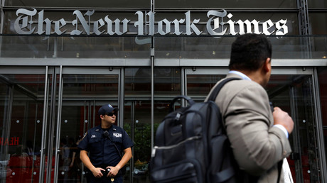 NYT hires tech expert who tweeted about 'dumb white people', conservatives up in arms