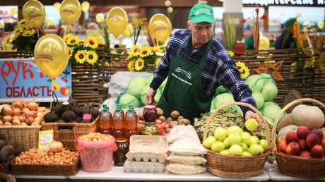 Almost 40% of Russians believe vegetarian diet bad for your health, poll shows
