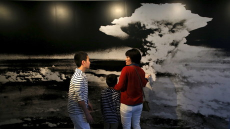 US used Hiroshima atomic bomb victims as 'guinea pigs', survivor tells RT