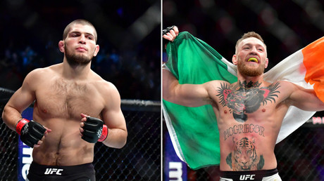 Khabib Nurmagomedov v Conor McGregor confirmed for UFC 229 in October