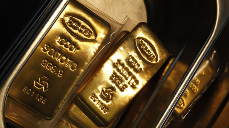 India's gold imports surge as rupee plummets to record low against US dollar