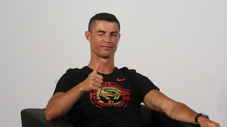 Cristiano Ronaldo in apparent social media snub to Real Madrid