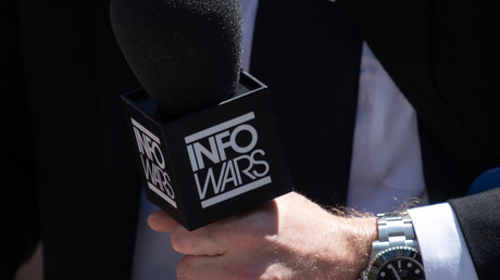 Censorship or justice? Twitter debate rages over tech giants' simultaneous InfoWars ban