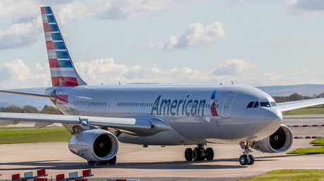 Dead fetus found in airplane bathroom in New York