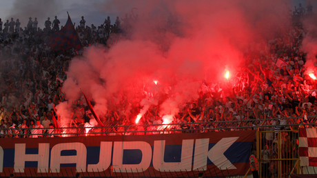 Serbia expels 6 Croatian football fans over robbery, hands them 3-year entry ban