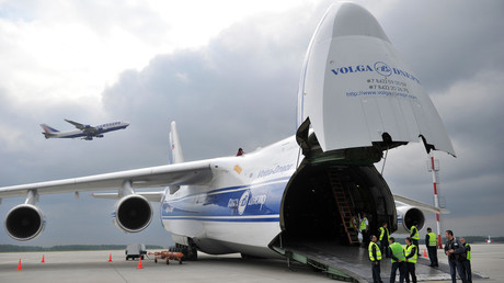 Russia to modernize legendary Soviet heavy-cargo jet by 2022