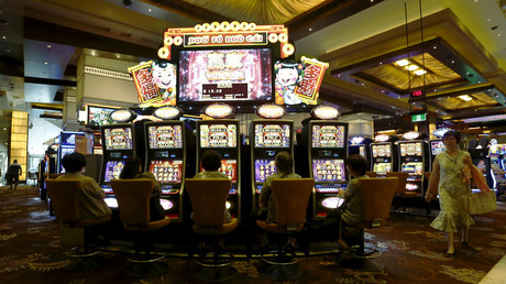 Vegas mystery: Slot machines suffer bizarre meltdown just yards from hacker conference