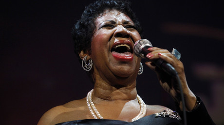 'Say a Little Prayer': Music legend Aretha Franklin dies aged 76