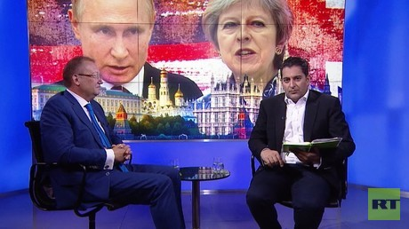 Russian ambassador to the UK on Skripal, Brexit, Syria & the headlines w/ Abdel Bari Atwan (E649)