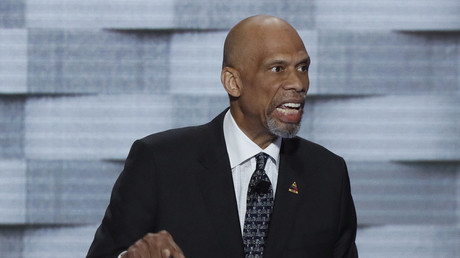 Former NBA star Kareem Abdul-Jabbar draws parallels between national anthem & slave songs