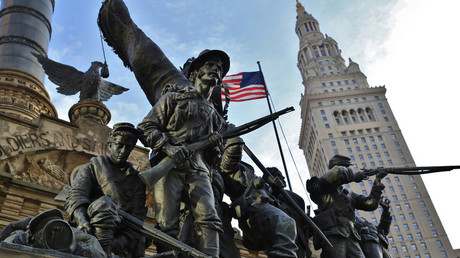 Cuyahoga County Soldiers' and Sailors' Monument, Cleveland, Ohio © Douglas Sacha