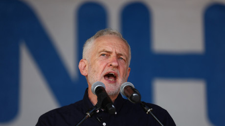 Corbyn's wreath row crusade: Labour leader files complaint with regulator against right-wing media