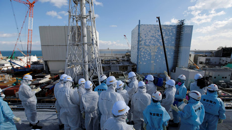 Homeless &migrant workers 'exploited' to clean up Fukushima radiation, UN warns
