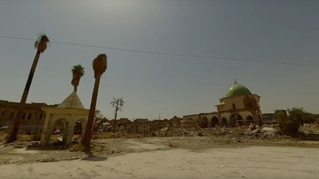 Mosul in 360: Among the ruins, memories & ghosts of Iraq's ancient city
