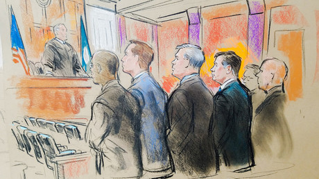 Judge denies media request to publish names of Manafort jurors