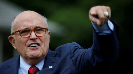 'Truth isn't truth': Bizarre Giuliani quote sends Twitter into frenzy