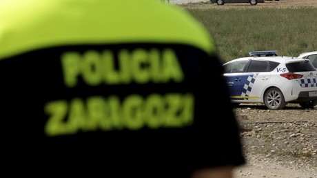 Car mows down pedestrians in Spain, two people arrested