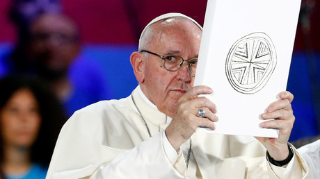 Pope Francis promises zero tolerance for pedophile priests after Pennsylvania abuse revelations