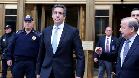Trump's personal lawyer Michael Cohen makes plea deal with prosecutors