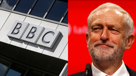 Corbyn as PM would overhaul BBC & tax tech giants in bid to make media 'hold power to account'