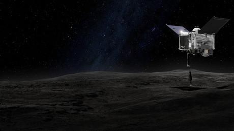 Bennu beckons: Asteroid-sampling spacecraft snaps first glimpse of target (IMAGE)
