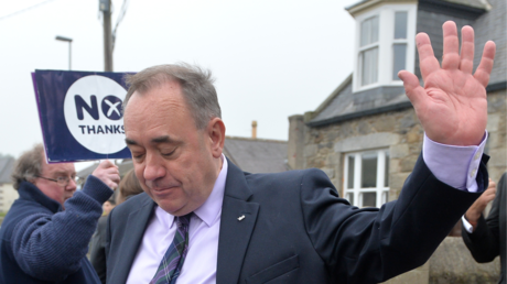 Former Scottish First Minister Alex Salmond resigns from SNP