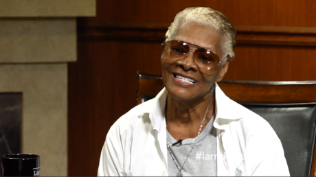 Music icon Dionne Warwick