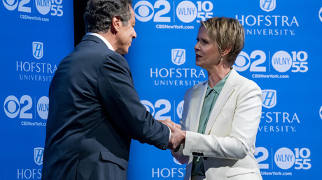 Clash of Dems: Did Cuomo admit he was lying in spar with NY gov challenger Nixon?
