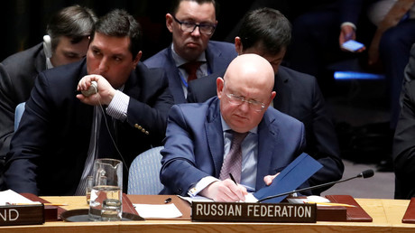 Russia blocks UN Security Council report on North Korea