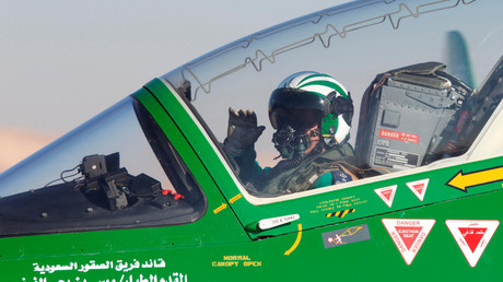 Pentagon seeking contractors to train Saudi pilots on US soil amid bloody Yemen air campaign