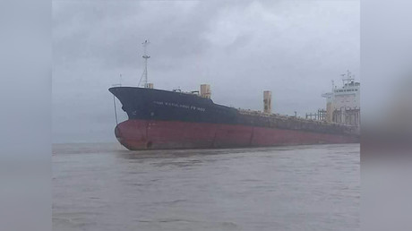 Mysterious 'ghost ship' reappears after 9yrs lost at sea (PHOTOS)