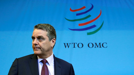 'No panic' over Trump threat to leave, says WTO chief