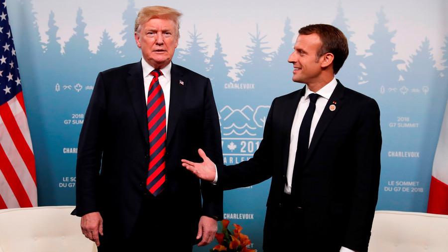 'Love story over': Macron says EU can't rely on US for security – is it time to start wooing Russia?