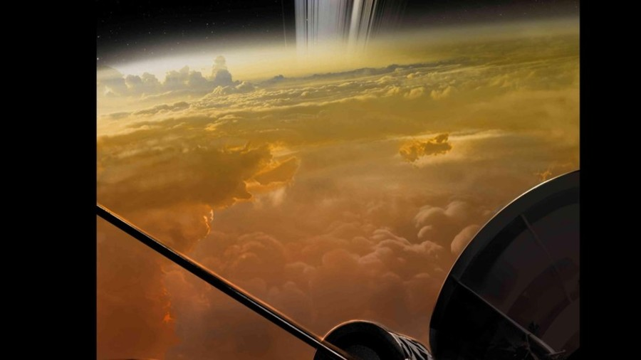 Social media users suckered by fake Cassini image ahead of 1yr anniversary (PHOTOS)