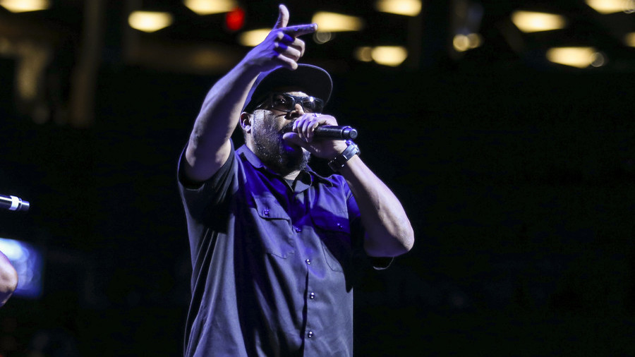 Upset Ice Cube fan opens fire shot by police as panic engulfs concert venue
