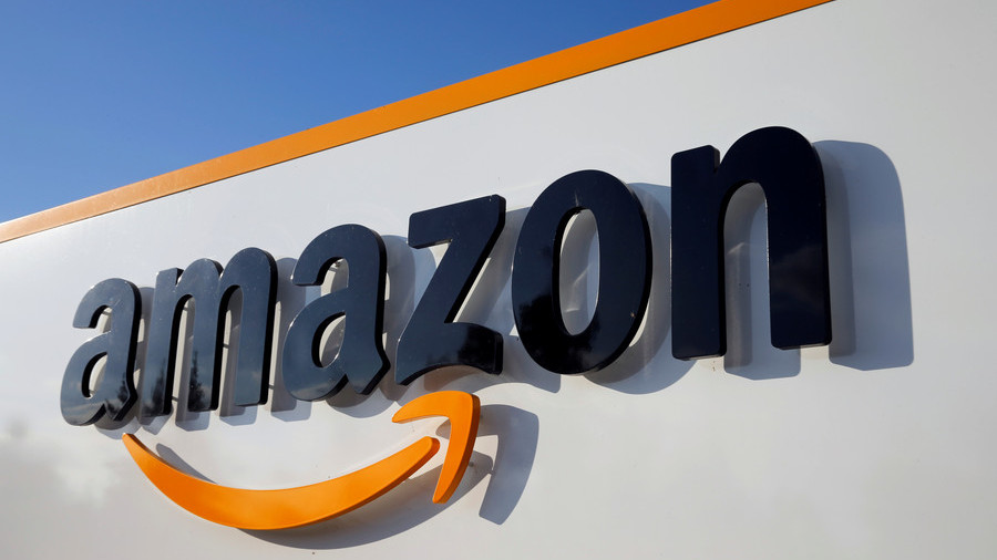 Amazon may soon overtake Apple as world's most valuable public company