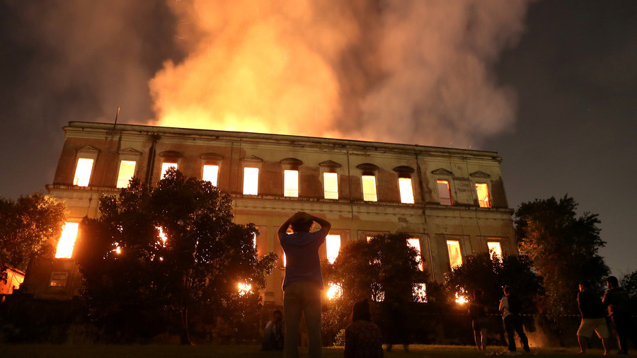 5 historic artifacts that may have been destroyed in the National Museum of Brazil fire