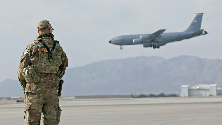 US service member in Afghanistan killed in 'insider attack' - NATO