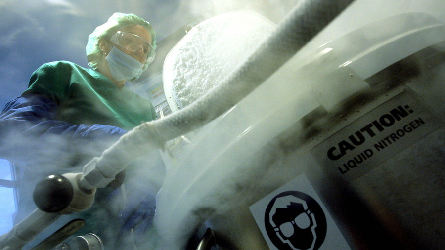 No more science for you: Liquid nitrogen experiment fail caught on camera (VIDEO)