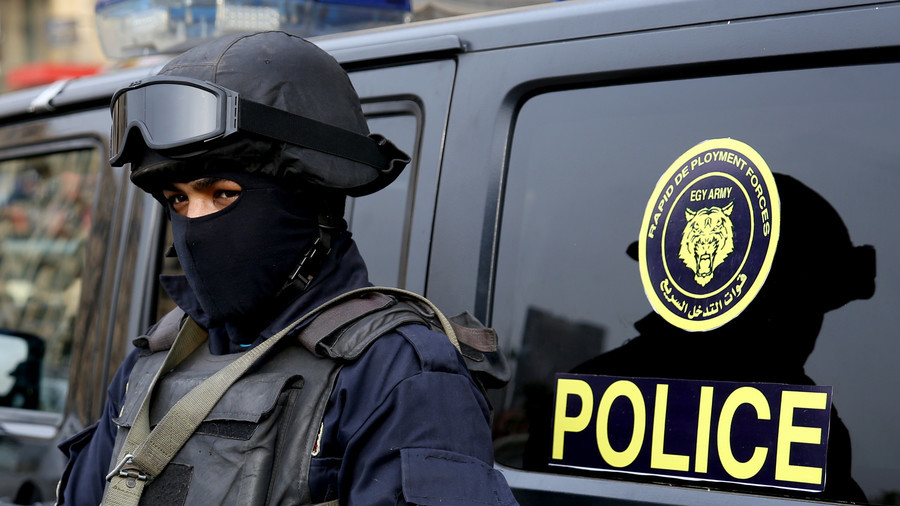 Egyptian man outside US Embassy in Cairo is accused of botched attack