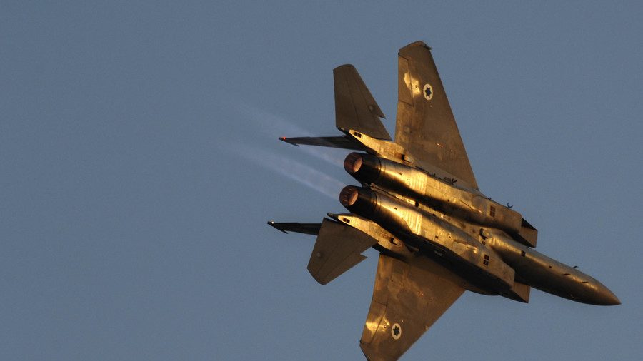Israel admits 200+ strikes against 'Iranian targets' in Syria over 18 months