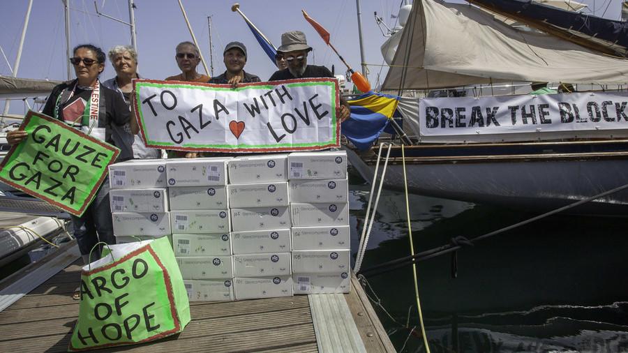 Gaza Freedom Flotilla 2018: Israel stole our boat & imprisoned us but we spoke up for Palestine