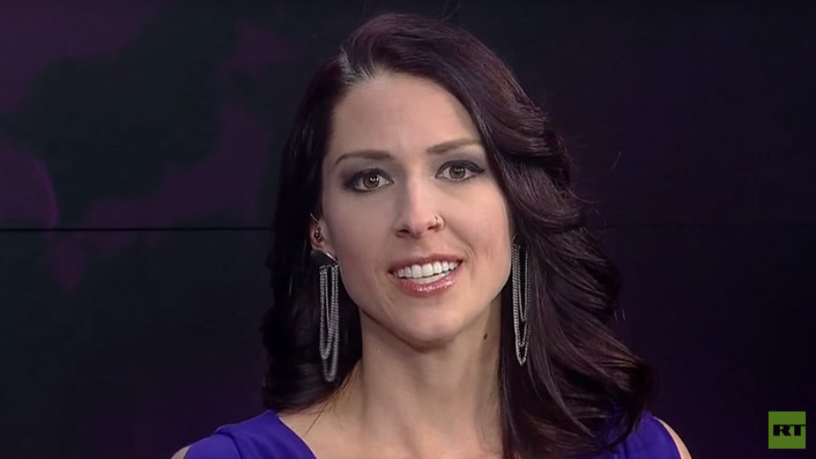 'Curating our reality': Investigative journalist Abby Martin takes aim at US media hegemony to RT