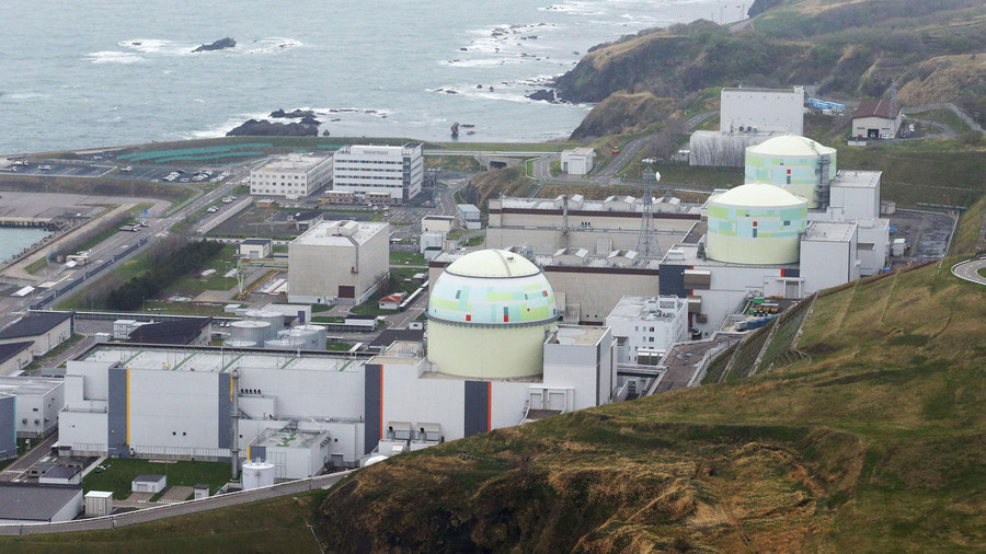 Japanese nuclear plant briefly switches to emergency power after quake paralyzes Hokkaido