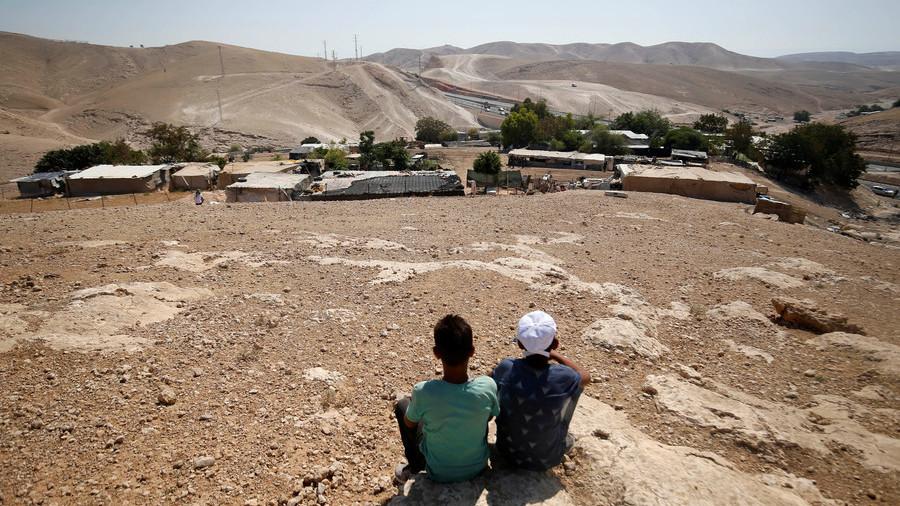 Palestinians call on intl community to intervene as Israeli court okays Bedouin village demolition